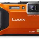 PANASONIC LUMIX TS5-Wi-Fi Enabled Lifestyle Tough Camera