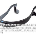 Panasonic BTGS10 Wireless Bone Conduction Headphones