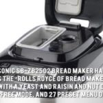 Panasonic SB-ZB2502 Bread Maker