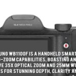 Samsung WB1100F-handheld zoom camera