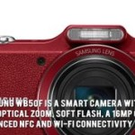 Samsung WB50F-Smart Camera Review
