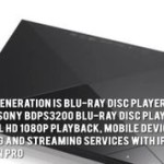 Sony BDPS3200-ray Disc player with Wi-Fi